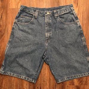 "Vintage Wrangler Carpenter Shorts - 30"" Waist"